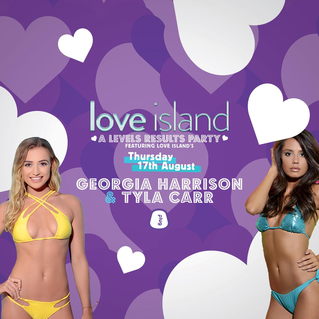 Love Island A Level Results Party Featuring G