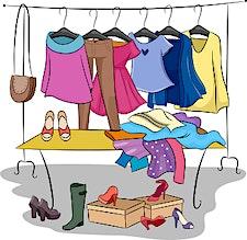 Clothes Swap & Style  logo