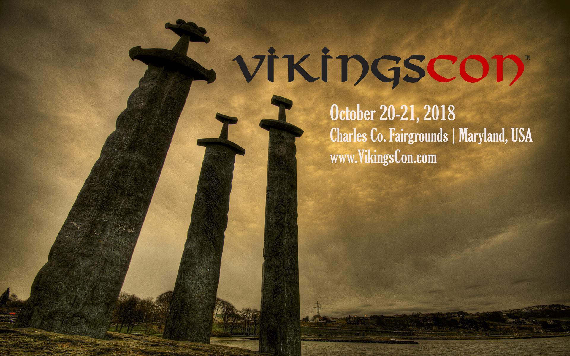 VikingsCon 2018