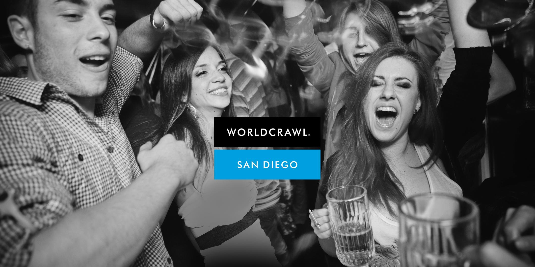 World Crawl™ San Diego - (Upgraded) VIP Crawl. World Crawl™ San Diego - (Upgraded) VIP Crawl
