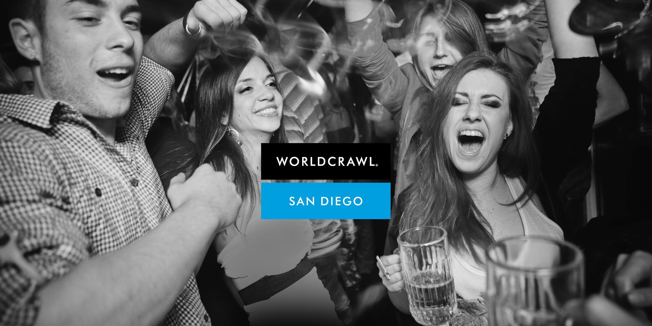 World Crawl™ San Diego - (Discounted) BASIC Crawl. World Crawl™ San Diego - (Discounted) BASIC Crawl