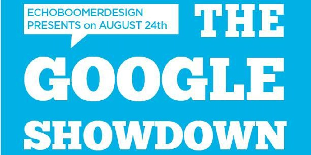 The Google Showdown - Learn SEO & Improve Your Rankings- A Free Class