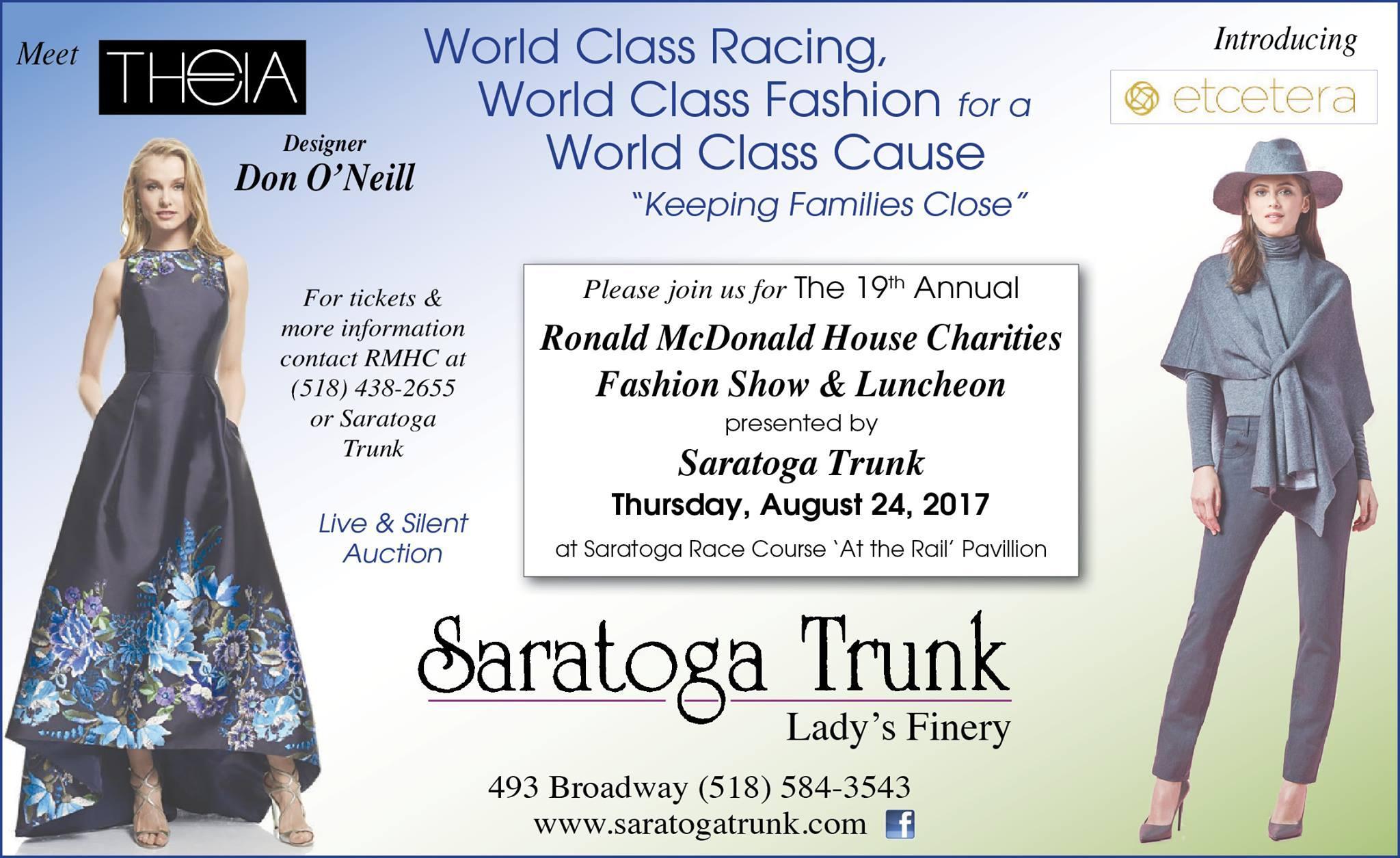 Ronald McDonald House Fashion Show