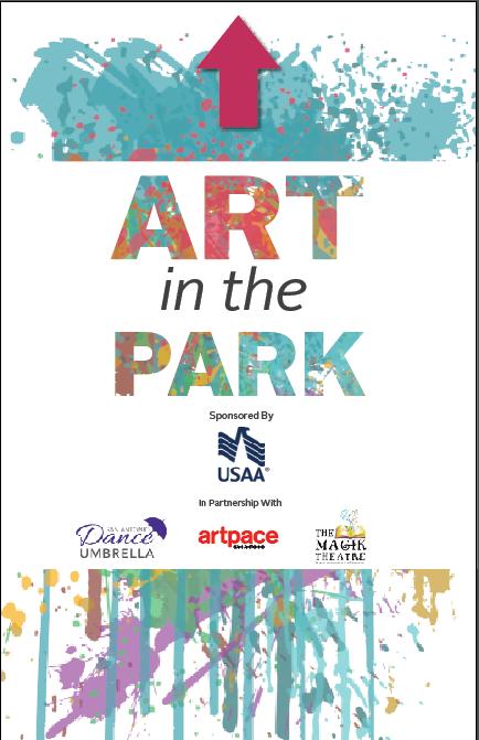 Art in the Park with San Antonio Dance Umbrella, Folklorico