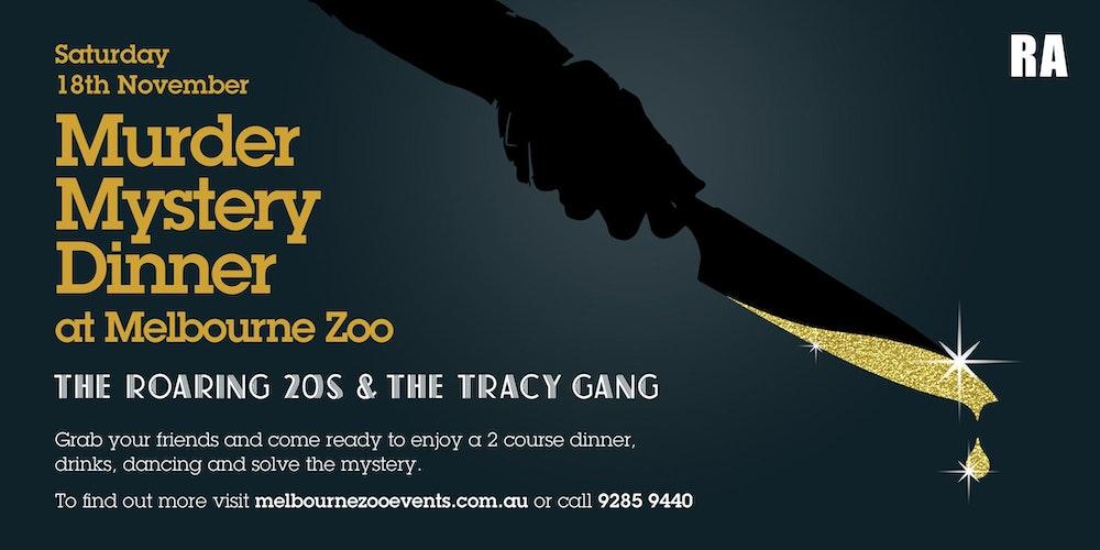 Murder Mystery Restaurant Melbourne