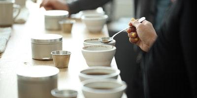 Coffee Cupping – Webster Street