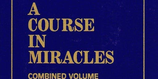 A Course In Miracles Study Group at the Takoma Metaphysical Chapel (Weekly)
