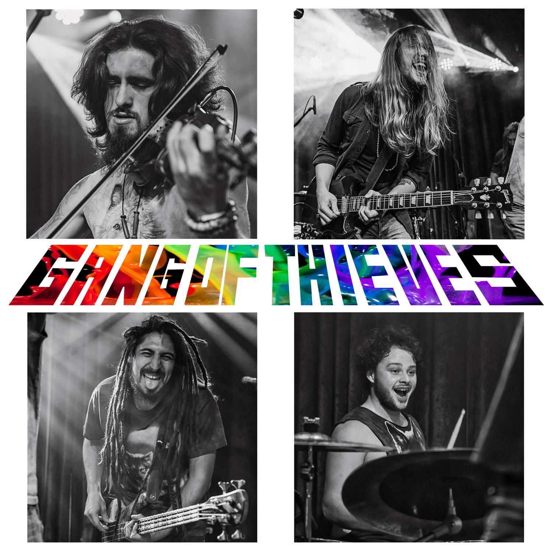 Gang of Thieves - [funk/rock]