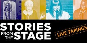 """Stories from the Stage: """"School Days"""" 10/11/17"""