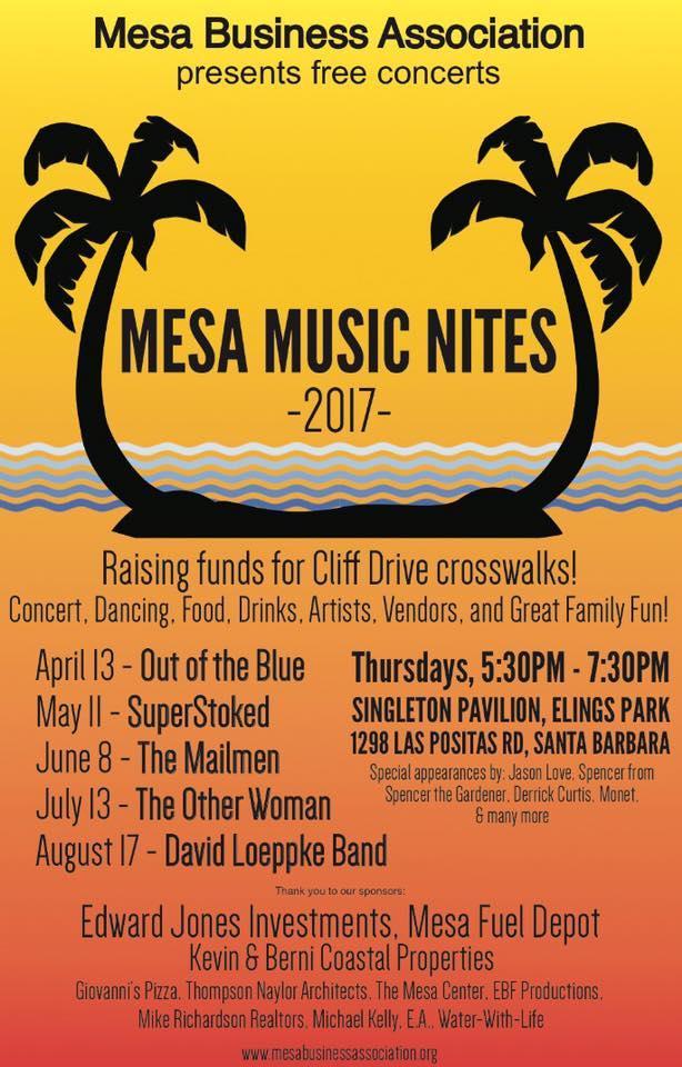 Mesa Music Nites