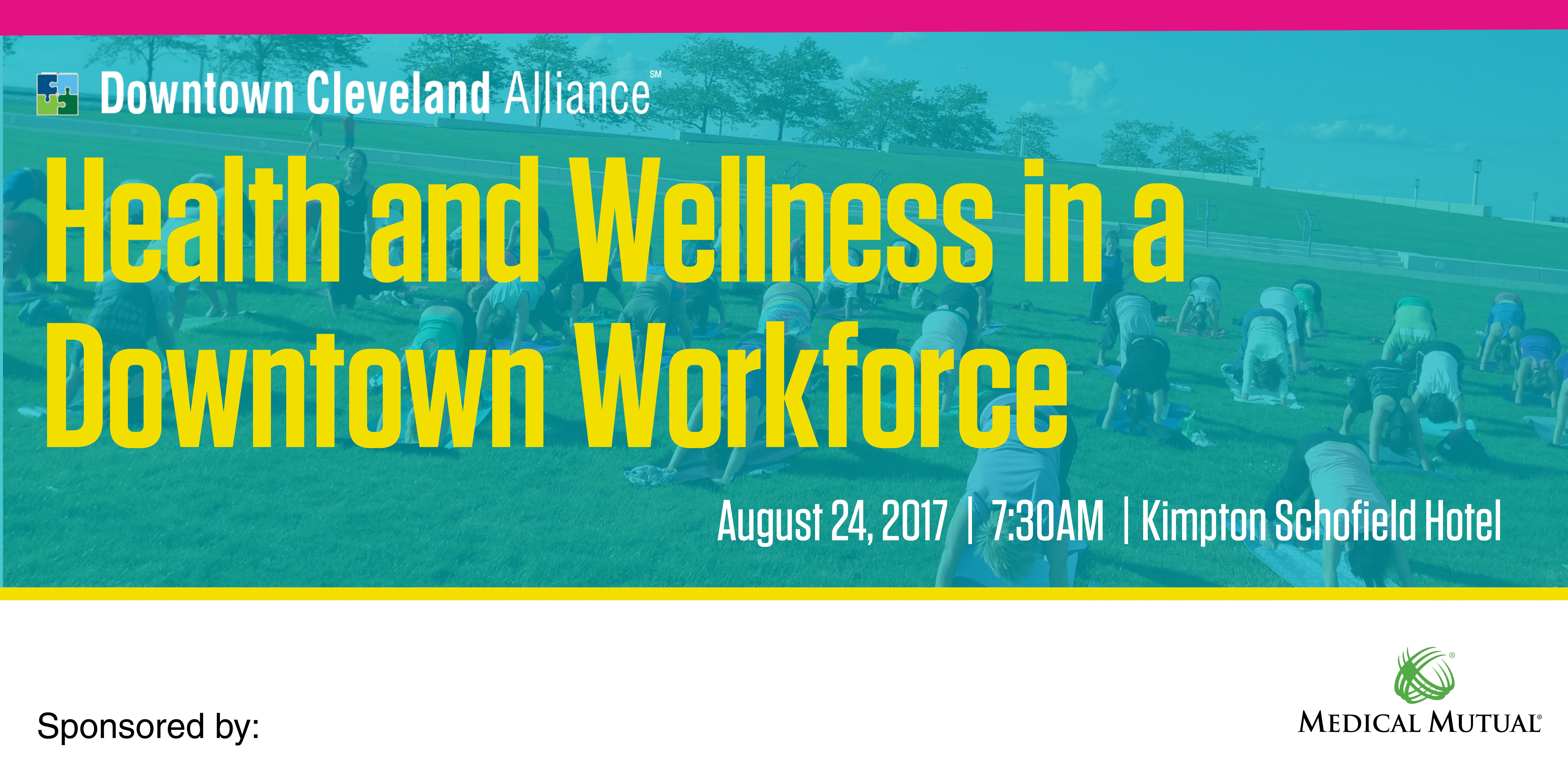 Health and Wellness in a Downtown Workforce