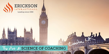 The Art & Science of Coaching - London, UK tickets
