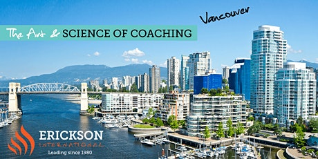 The Art & Science of Coaching - Vancouver tickets