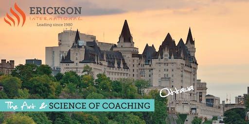 The Art & Science of Coaching - Ottawa