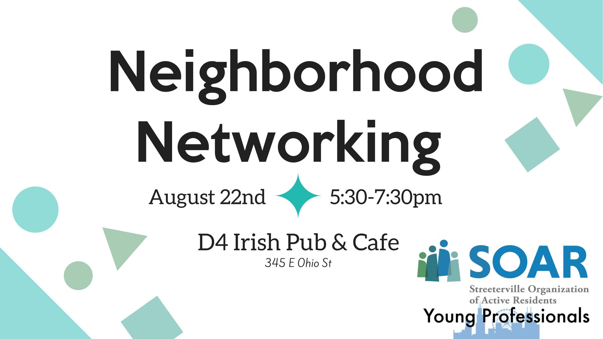 Neighborhood Networking
