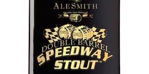 Double Barrel Speedway Stout Bottle Release