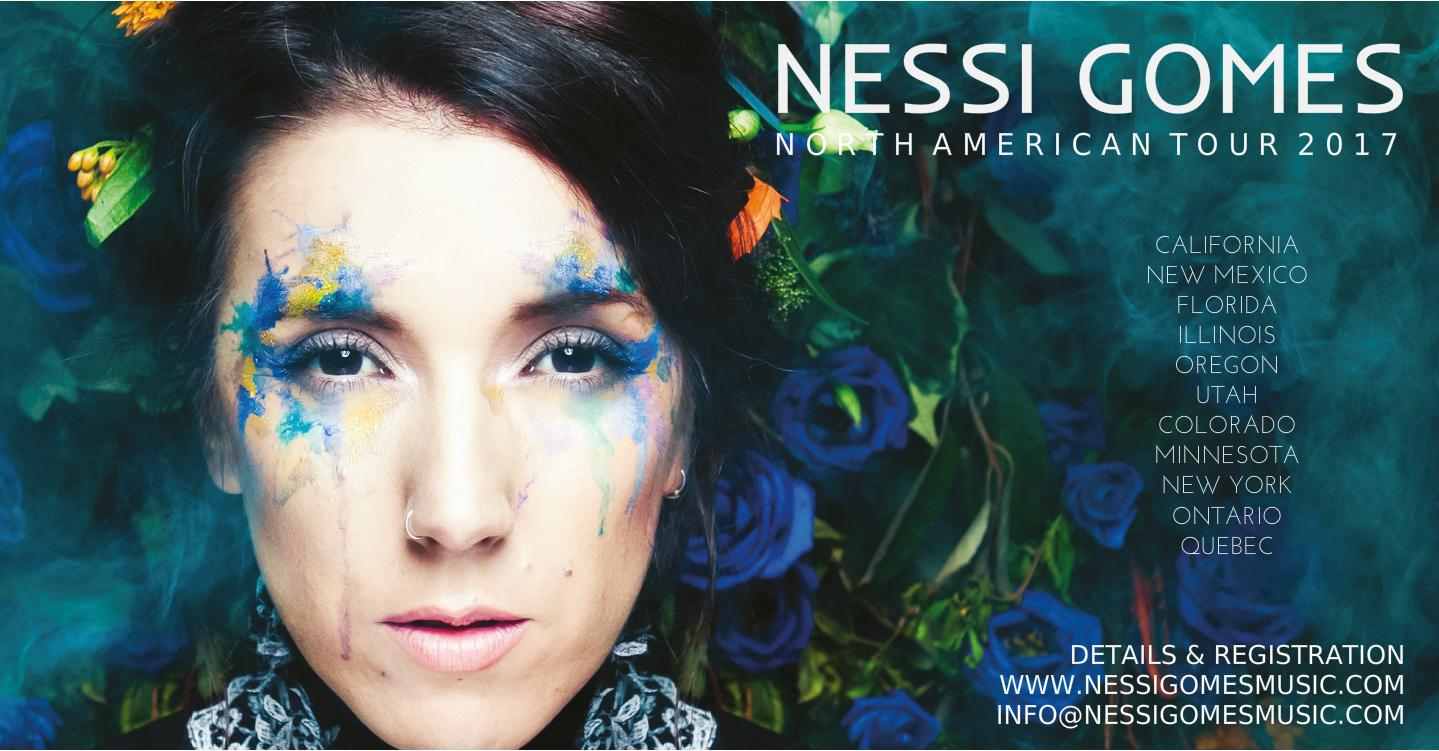Nessi Gomes - Arriving to San Francisco, CA