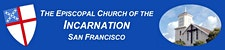 The Episcopal Church of the Incarnation, San Francisco logo