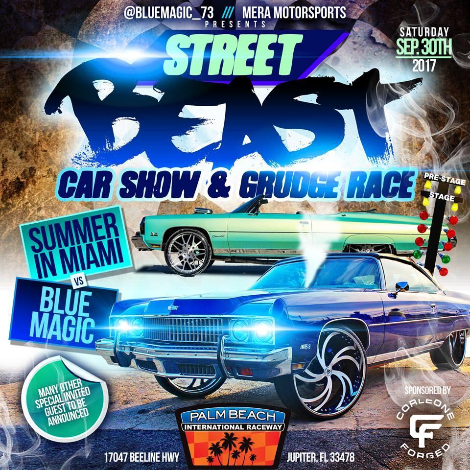 CADDRICK SPIVEY - Car show jupiter fl
