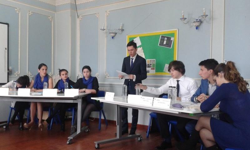Eurkea Community Speech & Debate Program
