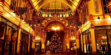 Christmas Lights and Traditions Walking Tour   tickets