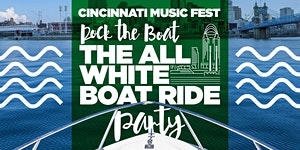 ROCK THE BOAT 2018 THE ANNUAL ALL WHITE BOAT RIDE DAY...