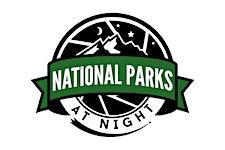 National Parks at Night logo