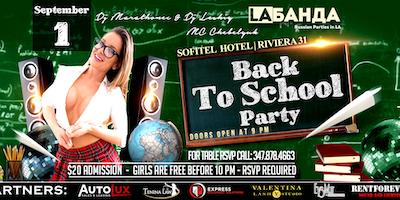 Back To School Party by #labandaru