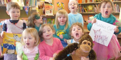 Toddler Rhyme Time (Ribbleton) tickets