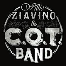 WILLIE ZIAVINO & C.O.T. Band logo