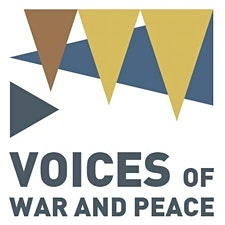 Voices of War & Peace First World War Engagement Centre  logo