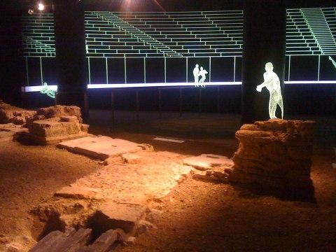 Art of Roman Wine Making at London's Roman Amphitheatre