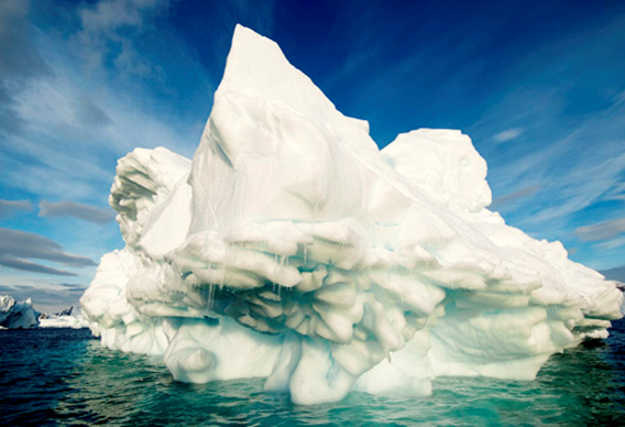 The Noise of Ice: A contemporary photographer