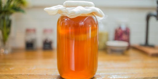 How to Make Kombucha From Home