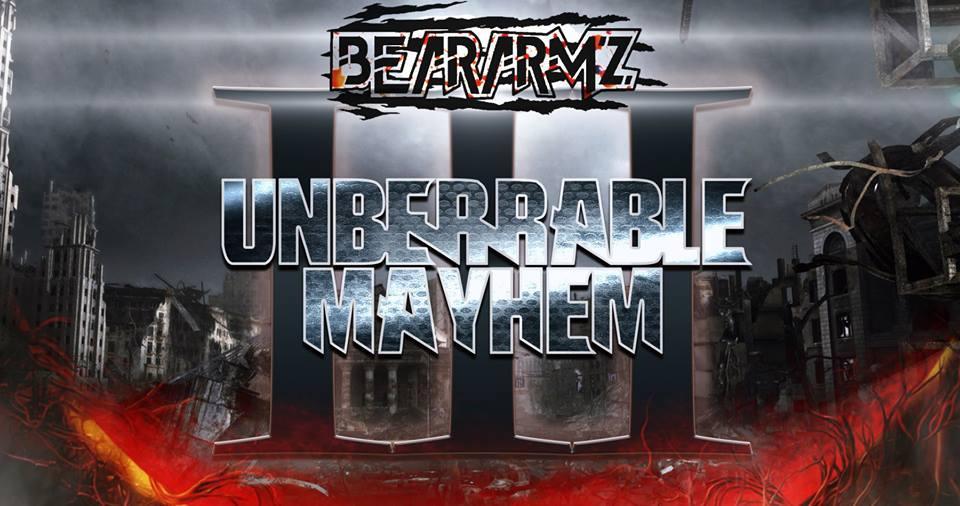 UnBerrable Mayhem 3. UnBerrable Mayhem 3