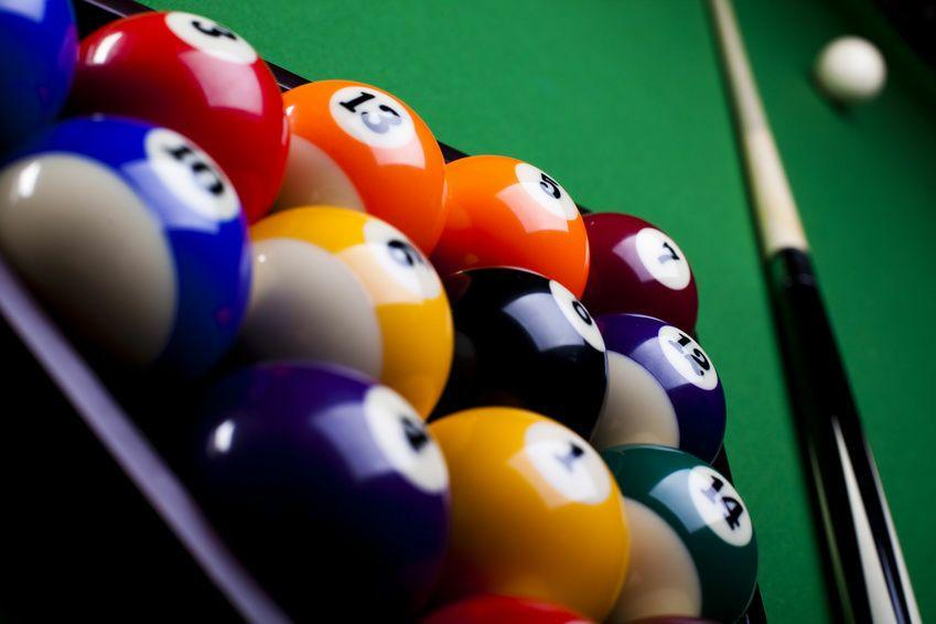 Open Pool Tournament. Open Pool Tournament