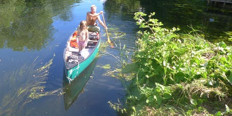 Canoe the River Great Ouse tickets