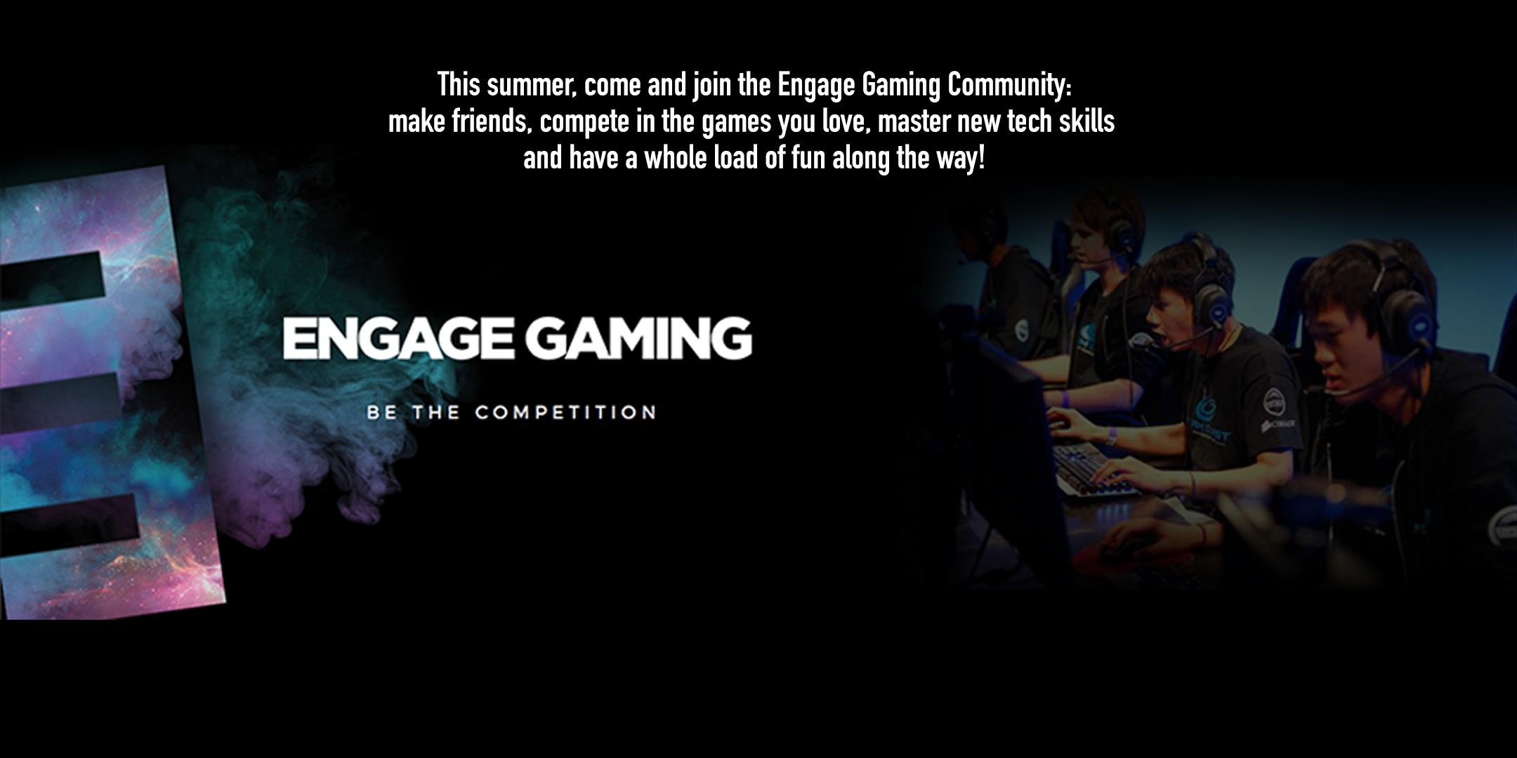 Engage Summer Camp - Half Day (afternoon) 1:3