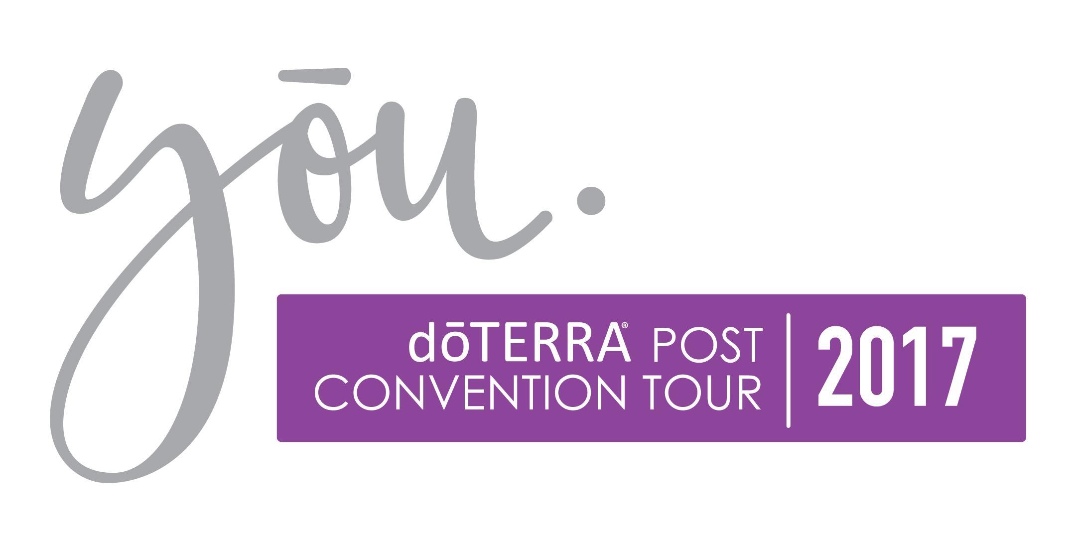 doTERRA yōu. Post Convention Tour: San Antonio, TX