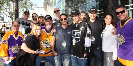 SCGA Day at the Rink - Kings vs. San Jose Sharks tickets