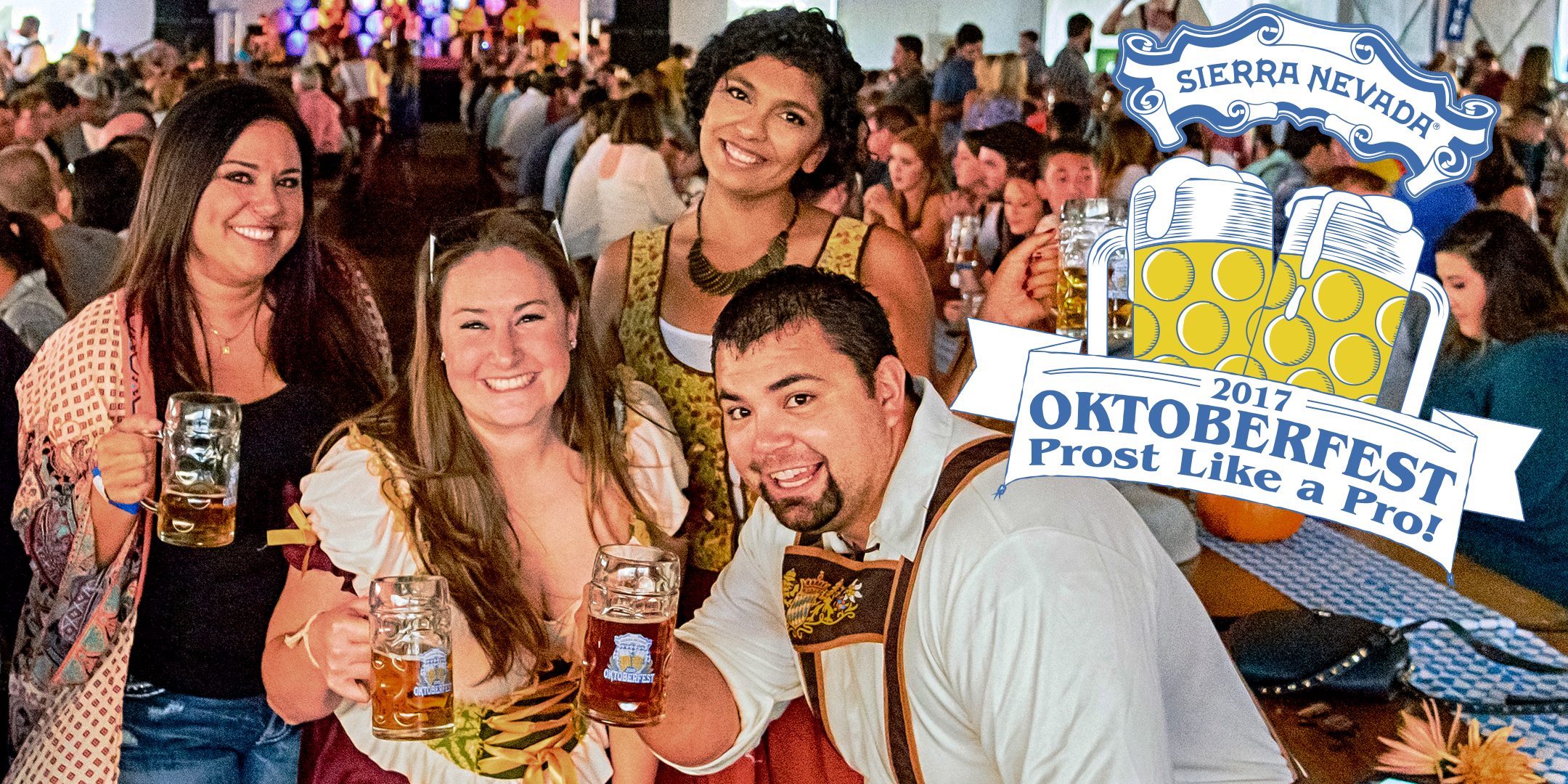 Oktoberfest Sat 10/07 - SOLD OUT - Chico, CA