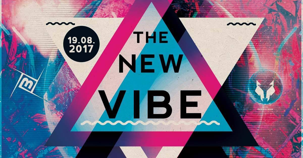 The New VIBE XV Psytrance & Techno