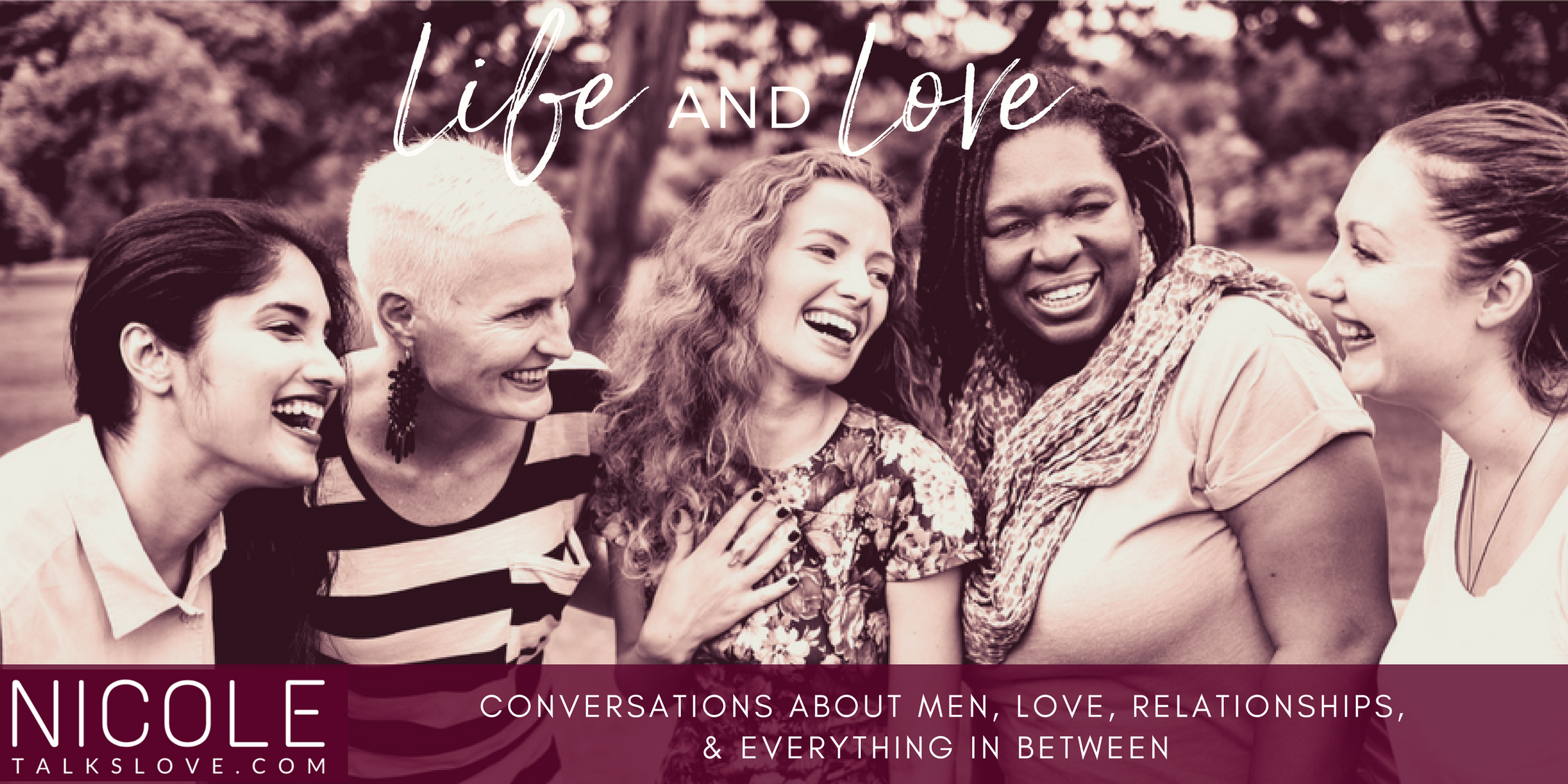 Life & Love Event with Special Guest
