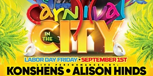 Labor Day Weekend Carnival In The City