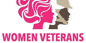 Women Veterans Fort Lauderdale, FL Pink and White.