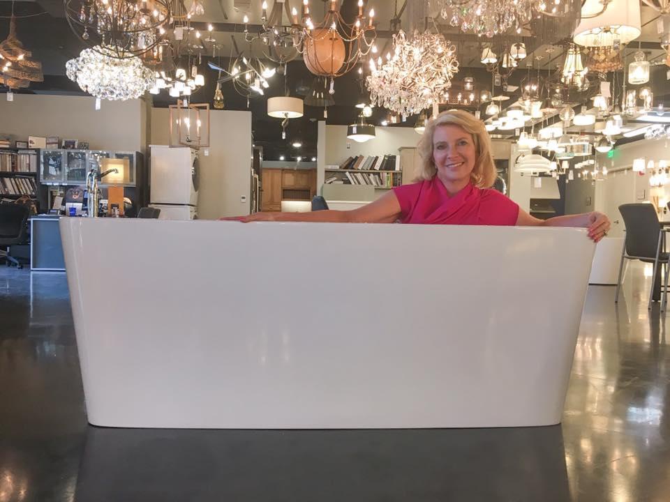 Tami Michaels, Ferguson, Brizo, Sound Kitchen and Bath