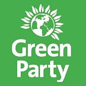 Bradford District Green Party logo