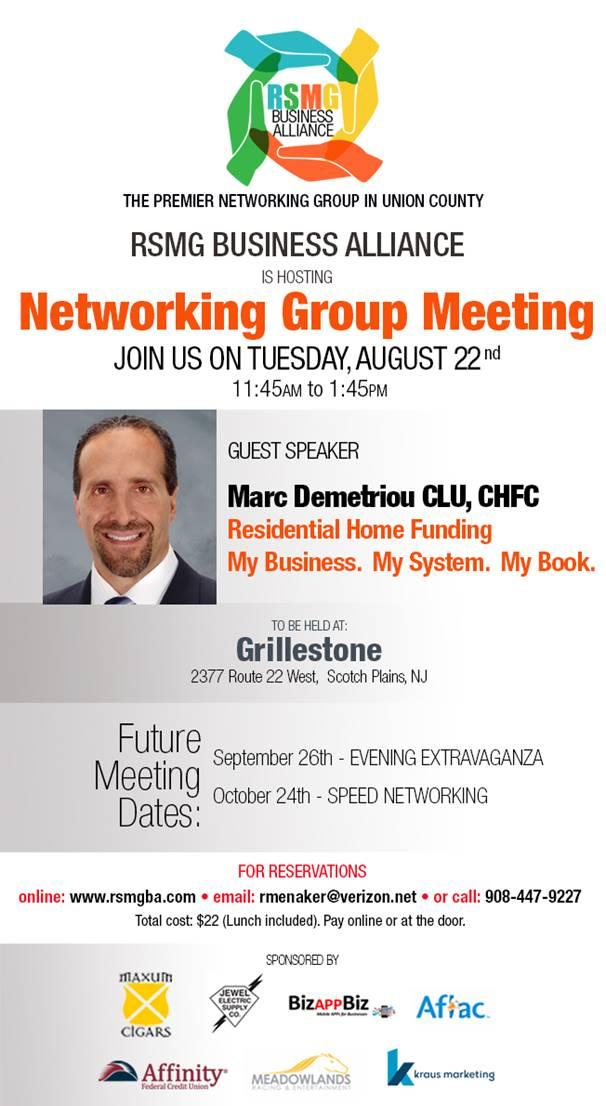 Networking Group Meeting