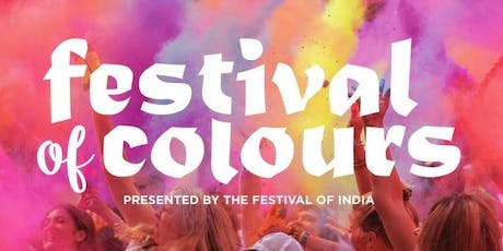 FESTIVAL OF COLOURS- THUNDER BAY tickets