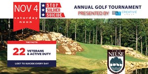 Stop Soldier Suicide Golf Tournament - Presented by...